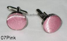 07 Cuff Link - Pink