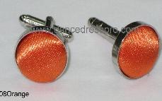08 Cuff Link - Orange