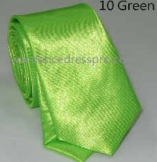 10 Necktie - Light Green