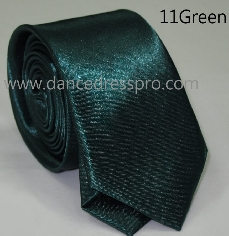 11 Necktie - Dark Green