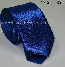 13 Necktie - Royal Blue