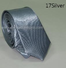 17 Necktie - Silver