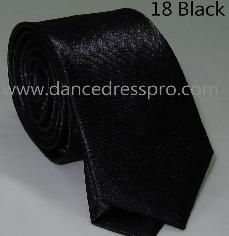 18 Necktie - Black