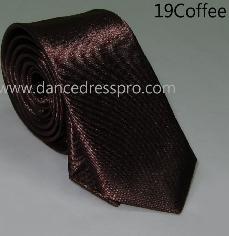 19 Necktie - Coffee