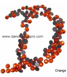 Middle East stones SS30 - Orange