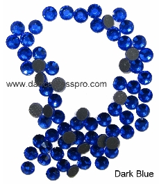 Middle East stones SS20 - Blue (dark)