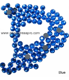 Middle East stones SS30 - Blue