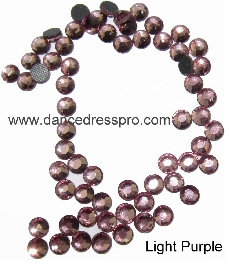 Middle East stones SS30 - Purple (light)