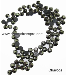 Middle East stones SS30 - Charcoal