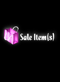 Sale Item(s) of this week